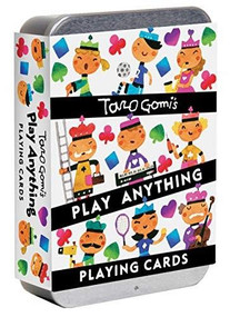 Taro Gomi's Play Anything Playing Cards (Miniature Edition) by Taro Gomi, 9781452179766