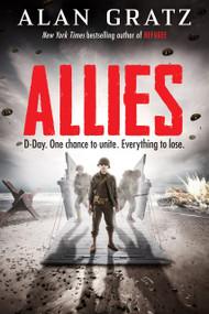 Allies by Alan Gratz, 9781338245721