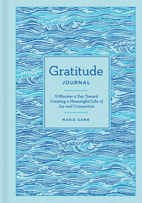 Gratitude Journal (Miniature Edition) by Maria Gamb, 9781454942054
