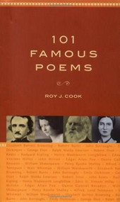 101 Famous Poems by Roy J. Cook, 9780071419307