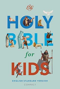 ESV Holy Bible for Kids, Compact (Miniature Edition), 9781433571954