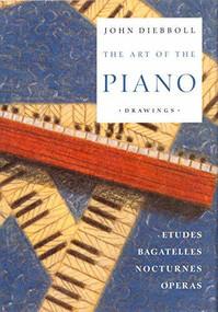 The Art of the Piano by John Diebboll, Sandy Davis, 9781567921502