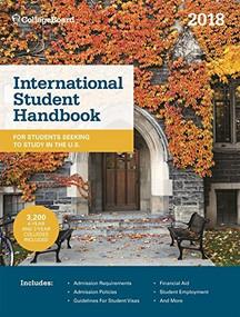 International Student Handbook 2018, 9781457309250