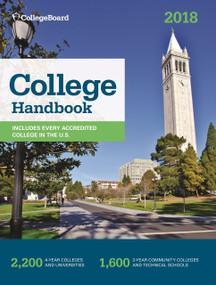 College Handbook 2018, 9781457309229