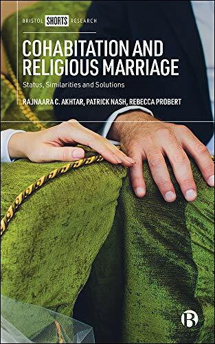 Cohabitation and Religious Marriage (Status, Similarities and Solutions) by Rajnaara Akhtar, Patrick Nash, Rebecca Probert, 9781529210835