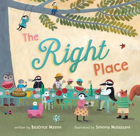 Right Place, The  - 9781782859826 by Beatrice Masini, 9781782859826