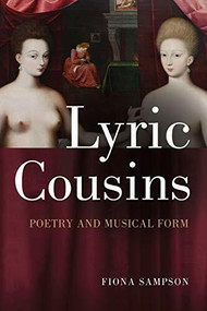 Lyric Cousins (Poetry and Musical Form) - 9781474432627 by Fiona Sampson, 9781474432627