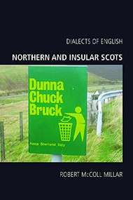 Northern and Insular Scots by Robert McColl Millar, 9780748623174