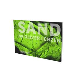 Sand by Oliver Lenzen by Oliver Lenzen, 9783864423208