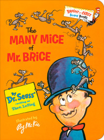 The Many Mice of Mr. Brice - 9781984851819 by Dr. Seuss, 9781984851819