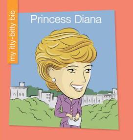 Princess Diana - 9781534181670 by Meeg Pincus, Jeff Bane, 9781534181670