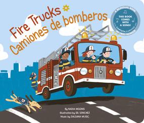 Fire Trucks / Camiones de bomberos - 9781515860938 by Nadia Higgins, Sr. Sanchez, Salsana Salsana Music, 9781515860938