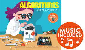 Algorithms (Solve a Problem!) by Blake Hoena, Sr. Sanchez, Mark Mallman, 9781684103836