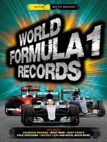 World Formula 1 Records 2017 by Jones Bruce, 9781780978406