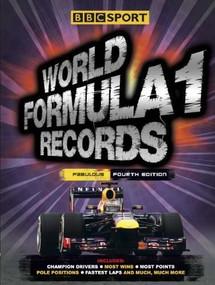 BBC Sport World Formula 1 Records 2015 by Jones Bruce, 9781780975801