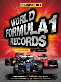 BBC Sport World Formula 1 Records by Jones Bruce, 9781780977201