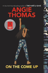 On the Come Up - 9780062498588 by Angie Thomas, 9780062498588