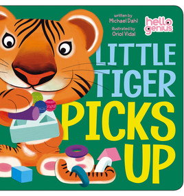 Little Tiger Picks Up by Michael Dahl, Oriol Vidal, Oriol Vidal, 9781479522880