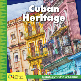 Cuban Heritage - 9781534108370 by Tamra Orr, 9781534108370