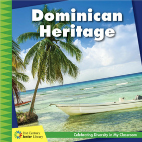 Dominican Heritage by Tamra Orr, 9781534108363