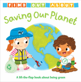 Find Out About: Saving Our Planet by Mandy Archer, 9780593304075