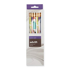 Adrift Pencil Set by Galison, Natalie Stopka, 9780735348103
