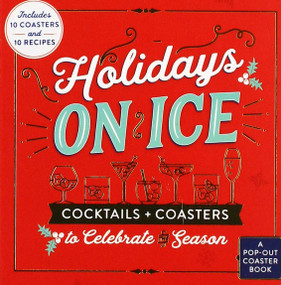Holidays on Ice Coaster Book by Galison, Louise Cunningham, 9780735356658