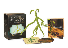 Fantastic Beasts and Where to Find Them: Bendable Bowtruckle (Miniature Edition) by Running Press, 9780762460731