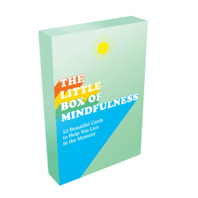 The Little Box of Mindfulness (52 Beautiful Cards to Help You Live in the Here and Now) by Summersdale, 9781787836587