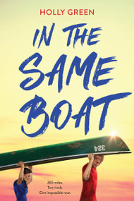 In the Same Boat by Holly Green, 9781338726633