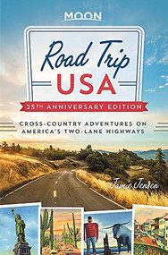 Road Trip USA (Cross-Country Adventures on America's Two-Lane Highways) - 9781640494473 by Jamie Jensen, 9781640494473