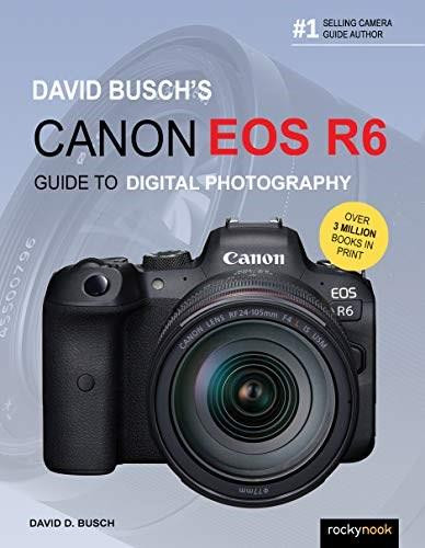 David Busch's Canon EOS R5/R6 Guide to Digital Photography by David D. Busch, 9781681987071