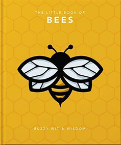 The Little Book of Bees (Miniature Edition) by Orange Hippo, 9781800690073