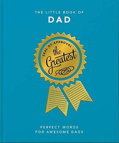 The Little Book of Dad (Miniature Edition) - 9781800690165 by Orange Hippo, 9781800690165