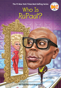 Who Is RuPaul? - 9780593222706 by Nico Medina, Who HQ, Andrew Thomson, 9780593222706