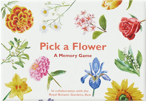 Pick a Flower (A Memory Game) (Miniature Edition) by Anna Day, Marcel George, 9781786271457