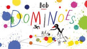 Bob The Artist: Dominoes by Marion Deuchars, 9781786271587