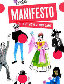 Manifesto! (The Art Movements Game) (Miniature Edition) by Lauren Tamaki, 9781786271631
