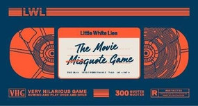 The Movie Misquote Game by Little White Lies, 9781786272478