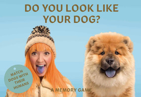 Do You Look Like Your Dog? (Match Dogs with Their Humans: A Memory Game) (Miniature Edition) by Gerrard Gethings, 9781786272584