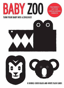 Baby Zoo (Turn Your Baby into a Zoologist) by Damien Poulain, 9781786272898