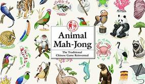 Animal Mah-jong by Ryuto Miyake, 9781786276971