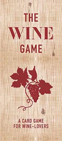 The Wine Game (A Card Game for Wine Lovers) by Zeren Wilson, Cassandre Montoriol Alaux, 9781786277329