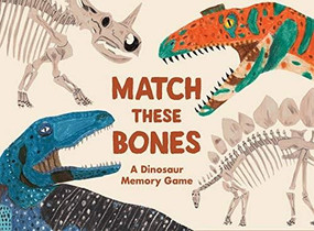 Match these Bones (A Dinosaur Memory Game) (Miniature Edition) by James Barker, Paul Upchurch, 9781786277398