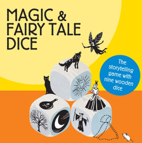 Magic and Fairy-tale Dice (Miniature Edition) by Hannah Waldron, 9781856699198