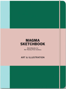 Magma Sketchbook: Art and Illustration by Magma Books, 9781856699242