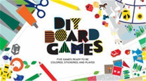 DIY Board Games by Inca Starzinsky, Ruth Williams, 9781856699518