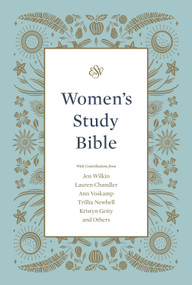 ESV Women's Study Bible by Jen Wilkin, 9781433572043