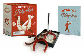 Desktop Horseshoes (Miniature Edition) by Linsday Rosoff, 9780762499465