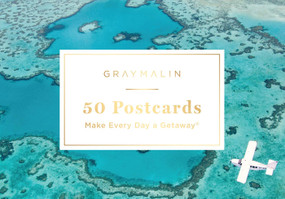 Gray Malin: 50 Postcards (Postcard Book) (Make Every Day a Getaway) by Gray Malin, 9781419743870